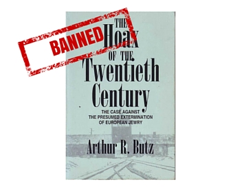 The Hoax of the 20th Century Banned Book